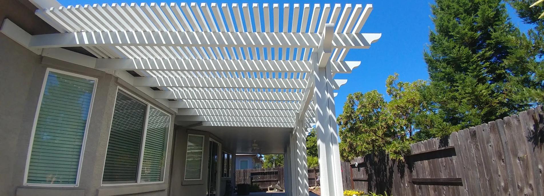 Aluminum Patio Covers Patio Cover West Sacramento Citrus Heights